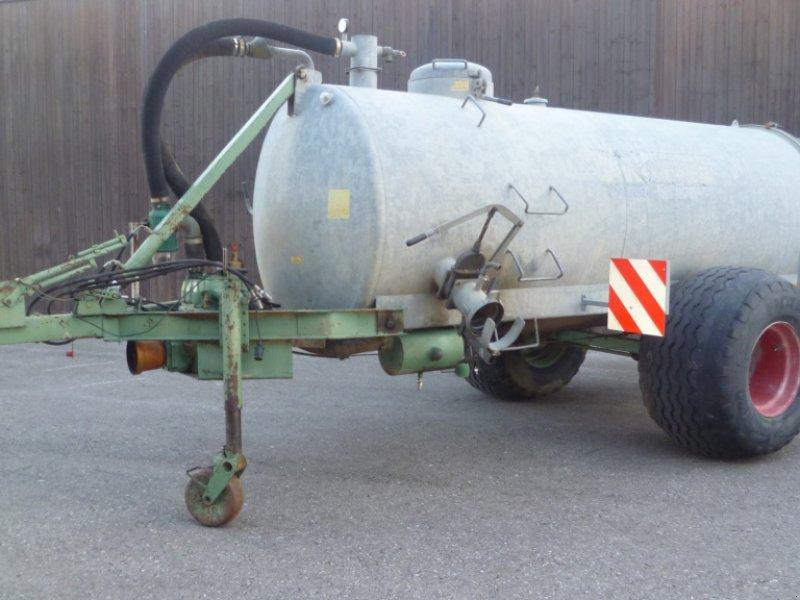 Vakuumfaß a típus Marchner 7000 Liter Einachs Reifen 700/45 -22,5 Vollausstattung !!, Gebrauchtmaschine ekkor: Eggenthal (Kép 1)