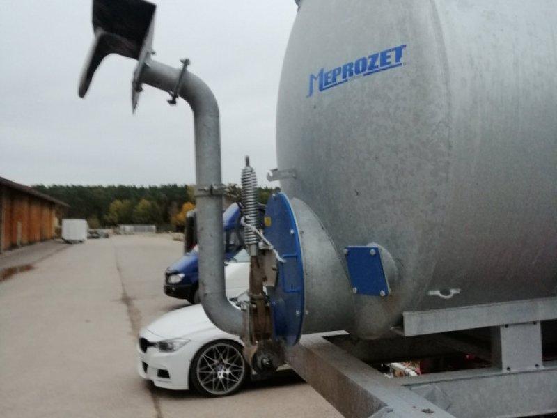 Vakuumfaß типа Meprozet PN-140, Gebrauchtmaschine в Veitsbronn (Фотография 1)