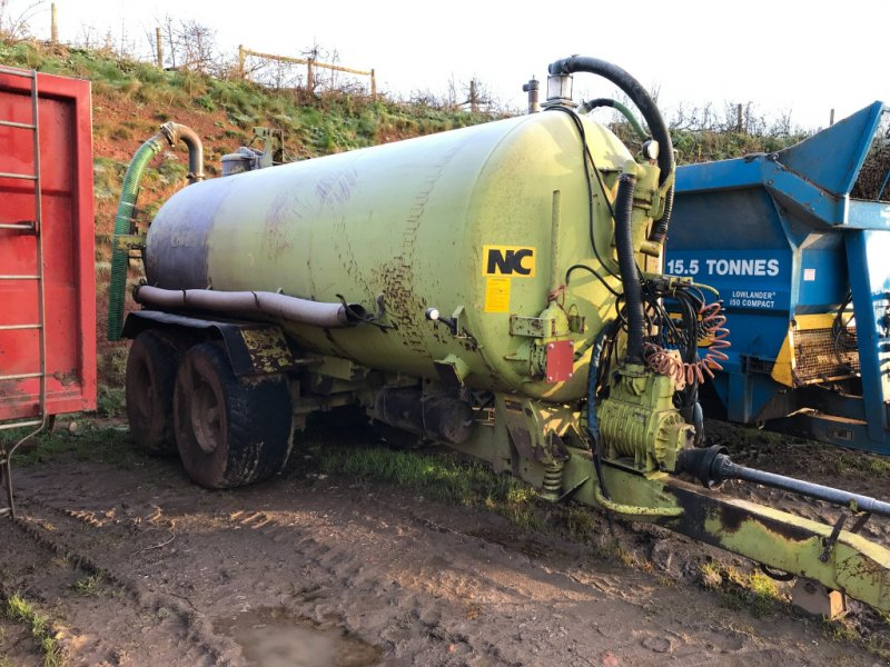 Vakuumfaß типа NC Engineering 3000 G Tanker, Gebrauchtmaschine в Grantham (Фотография 1)
