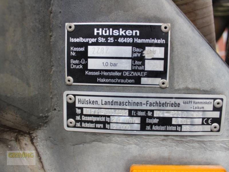 Vakuumfaß типа Rheinland RFT 16500, Gebrauchtmaschine в Ahaus (Фотография 17)