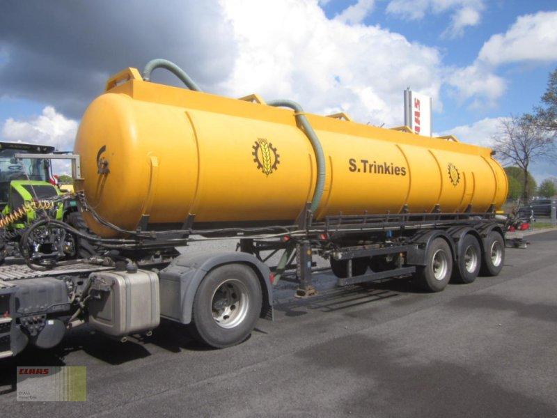 Vakuumfaß des Typs Sonstige Kässbohrer STC 26400 Dreiachs-Vakuum-Gülletransporter, Tanksattelauflieger, Edelstahl, Zubringer, Gebrauchtmaschine in Molbergen (Bild 2)
