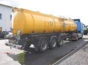 Vakuumfaß des Typs Sonstige Kässbohrer STC 26400 Dreiachs-Vakuum-Gülletransporter, Tanksattelauflieger, Edelstahl, Zubringer, Gebrauchtmaschine in Molbergen