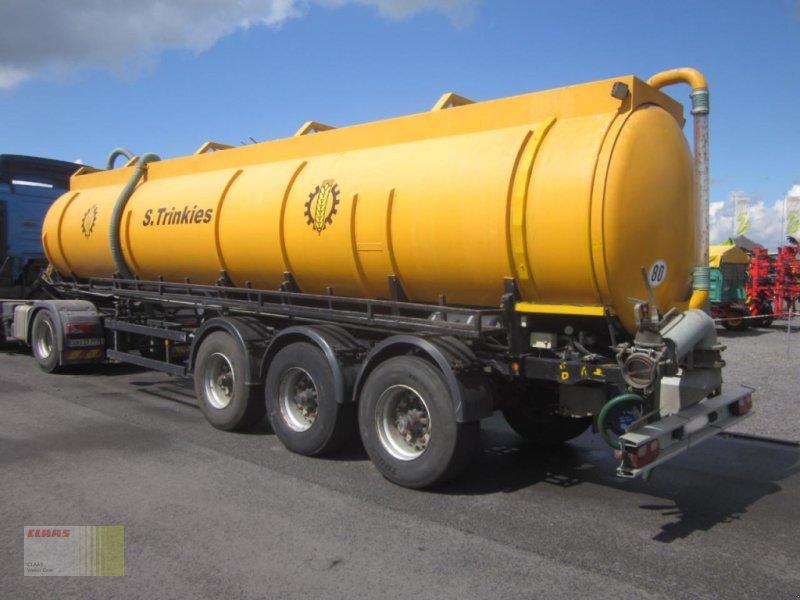 Vakuumfaß des Typs Sonstige Kässbohrer STC 26400 Dreiachs-Vakuum-Gülletransporter, Tanksattelauflieger, Edelstahl, Zubringer, Gebrauchtmaschine in Molbergen (Bild 3)