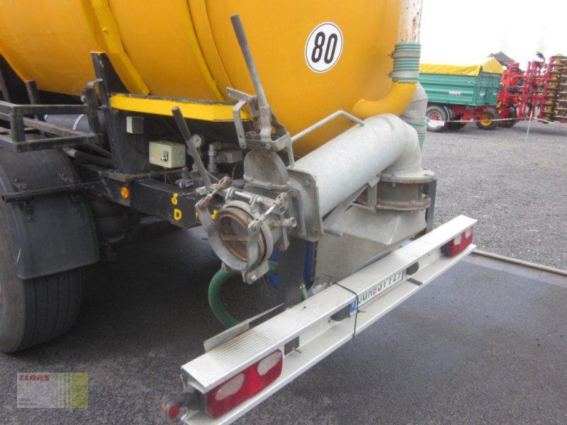 Vakuumfaß des Typs Sonstige Kässbohrer STC 26400 Dreiachs-Vakuum-Gülletransporter, Tanksattelauflieger, Edelstahl, Zubringer, Gebrauchtmaschine in Molbergen (Bild 10)
