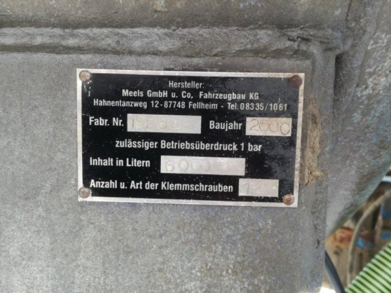Vakuumfaß a típus Streumix VX 6000, Gebrauchtmaschine ekkor: Buch am wald (Kép 7)