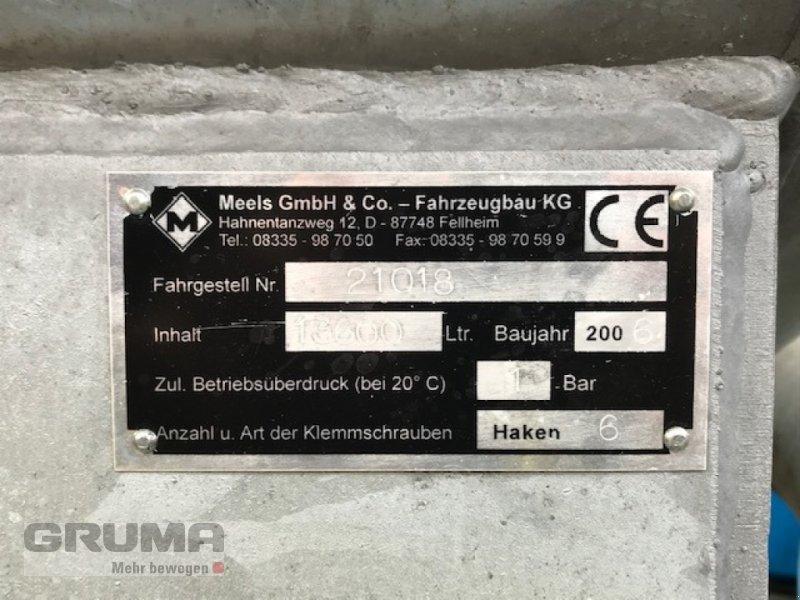 Vakuumfaß типа Streumix VXT 136, Gebrauchtmaschine в Egg a.d. Günz (Фотография 6)