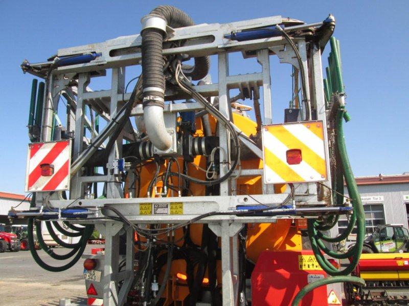Vakuumfaß des Typs Veenhuis Integral 20 24m Schleppschlauch 20000 Vakuum, Gebrauchtmaschine in Wülfershausen (Bild 3)