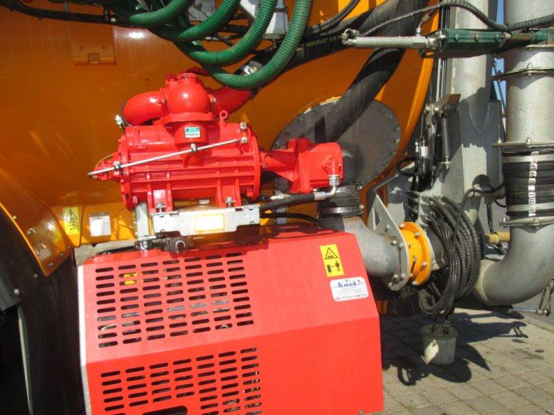 Vakuumfaß des Typs Veenhuis Integral 20 24m Schleppschlauch 20000 Vakuum, Gebrauchtmaschine in Wülfershausen (Bild 9)