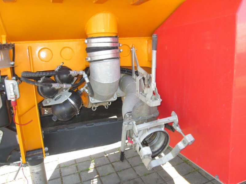 Vakuumfaß des Typs Veenhuis Integral 20 24m Schleppschlauch 20000 Vakuum, Gebrauchtmaschine in Wülfershausen (Bild 13)