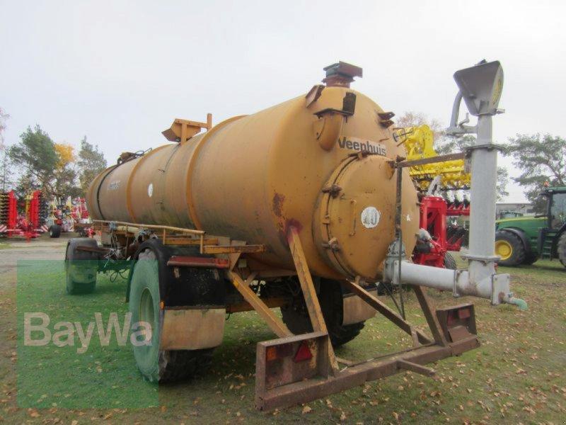 Vakuumfaß des Typs Veenhuis VAKUUMTANKWAGEN P18500, Gebrauchtmaschine in Herzberg (Bild 6)