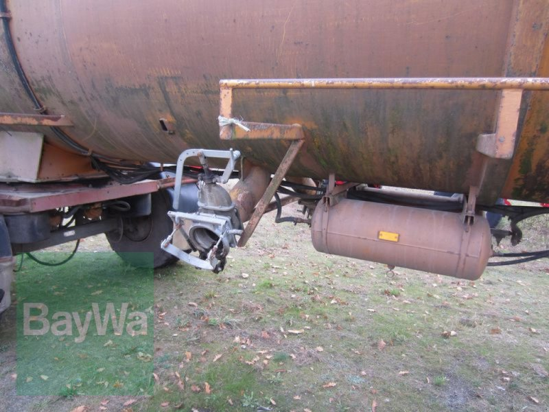 Vakuumfaß des Typs Veenhuis VAKUUMTANKWAGEN P18500, Gebrauchtmaschine in Herzberg (Bild 7)