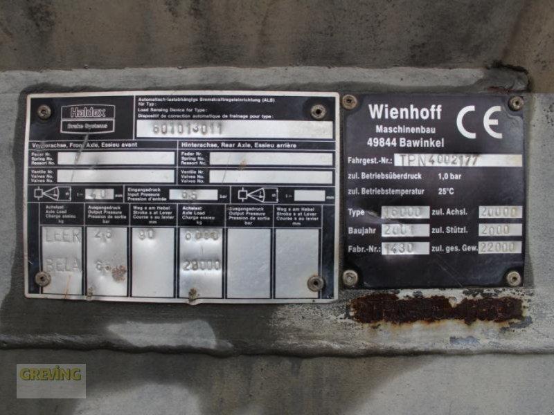 Vakuumfaß типа Wienhoff 16000, Gebrauchtmaschine в Ahaus (Фотография 13)
