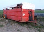 Agro 6x2 m døre i for Viehanhänger