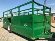 Viehanhänger typu Agro G5250 5m kreaturvogn med hydr. hæve/sænk, Gebrauchtmaschine v Ringe