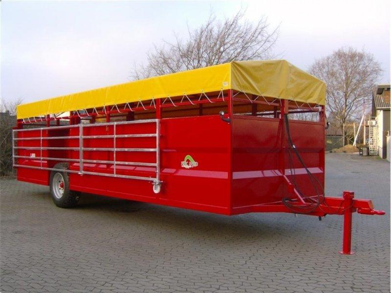 Viehanhänger типа Agro G7210, Gebrauchtmaschine в Dalmose (Фотография 1)