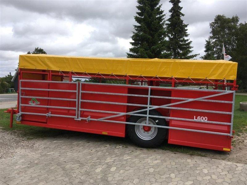 Viehanhänger типа Agro Kreaturvogn L6210, Gebrauchtmaschine в Dalmose (Фотография 4)