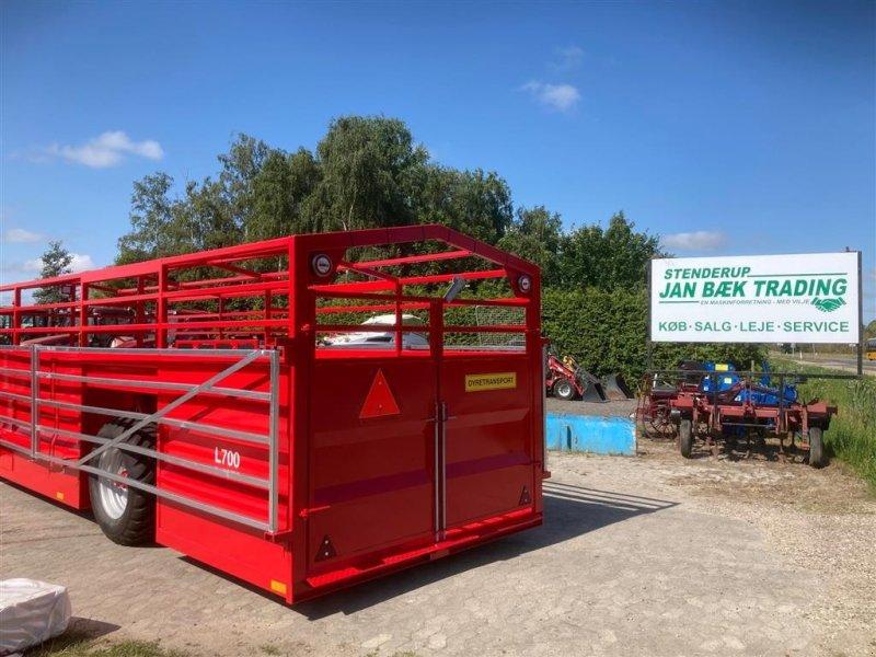 Viehanhänger типа Agro Sonstiges, Gebrauchtmaschine в Dalmose (Фотография 1)