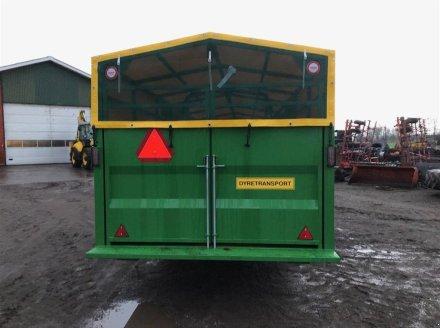 Viehanhänger типа Agro SPF10250 HÆVE - SÆNKE LAD, Gebrauchtmaschine в Dronninglund (Фотография 4)