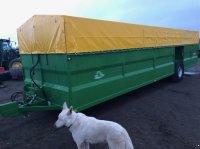 Agro SPF10250 HÆVE - SÆNKE LAD Przyczepa dla bydła