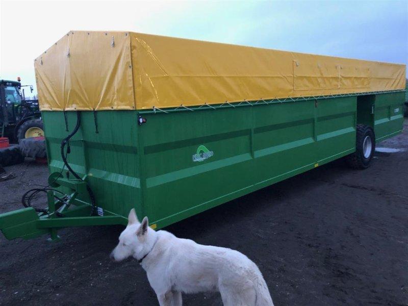 Viehanhänger типа Agro SPF10250 HÆVE - SÆNKE LAD, Gebrauchtmaschine в Dronninglund (Фотография 1)
