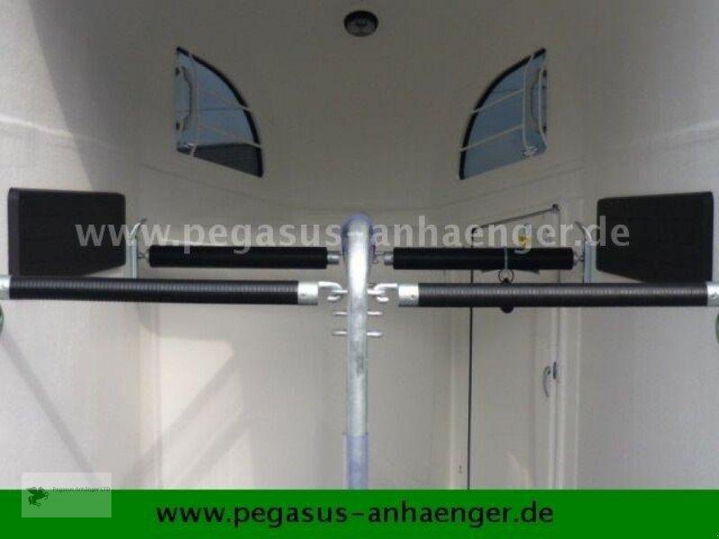 Viehanhänger des Typs Böckmann Comfort Sattelkammer ALUBODEN neues Modell 2020, Neumaschine in Gevelsberg (Bild 9)