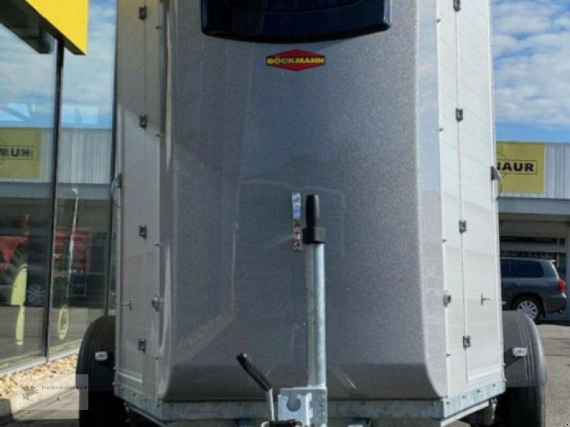 Viehanhänger des Typs Böckmann Portax E SK NEUWERTIG  100km/h VOLLALU, Gebrauchtmaschine in Gevelsberg (Bild 2)