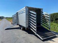 Daltec Daltec VT 3500 mit Durchladesystem Viehanhänger