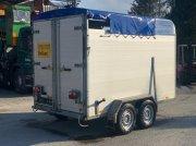 Viehanhänger tip Daltec VT 2500 D mit Kombitüre, Gebrauchtmaschine in Avenches