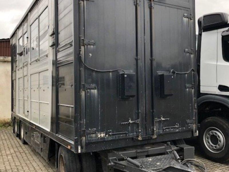Viehanhänger des Typs Finkl Viehtransporter, Gebrauchtmaschine in Weißenburg (Bild 6)