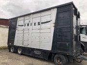 Viehanhänger des Typs Finkl Viehtransporter, Gebrauchtmaschine in Weißenburg