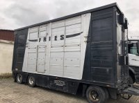 Finkl Viehtransporter Cattle trailer