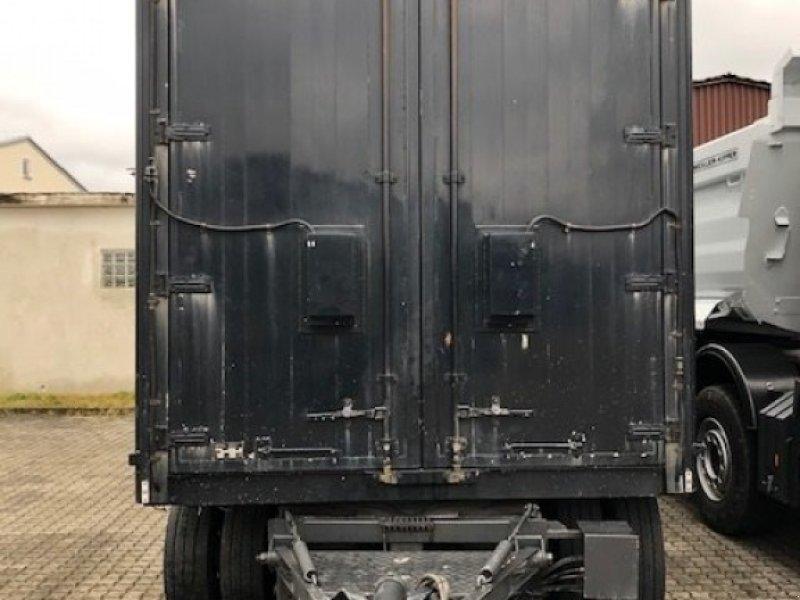 Viehanhänger des Typs Finkl Viehtransporter, Gebrauchtmaschine in Weißenburg (Bild 3)