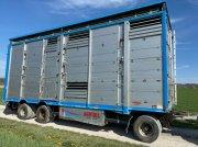 Viehanhänger des Typs Finkl Viehtransporter, Gebrauchtmaschine in Schnelldorf