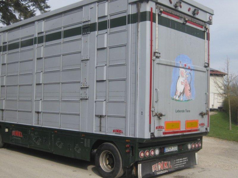 Viehanhänger des Typs Finkl Viehtransporter, Gebrauchtmaschine in Harburg (Bild 1)