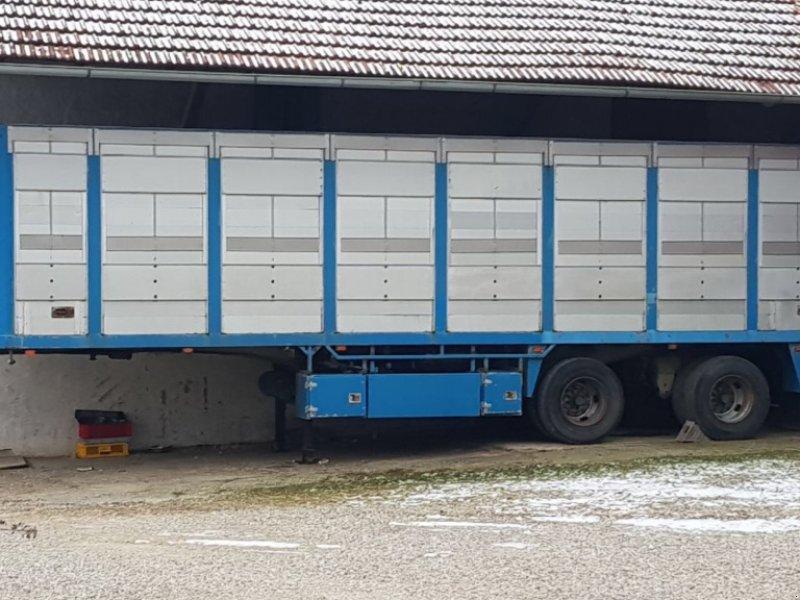 Viehanhänger des Typs Floor ‼️Viehanhänger Viehtransporter Hühnermobil Tiertransporter‼️, Gebrauchtmaschine in Amerbach (Bild 1)