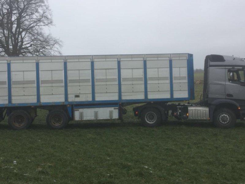 Viehanhänger des Typs Floor ‼️Viehanhänger Viehtransporter Hühnermobil Tiertransporter‼️, Gebrauchtmaschine in Amerbach (Bild 2)