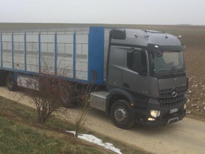 Viehanhänger des Typs Floor ‼️Viehanhänger Viehtransporter Hühnermobil Tiertransporter‼️, Gebrauchtmaschine in Amerbach (Bild 3)