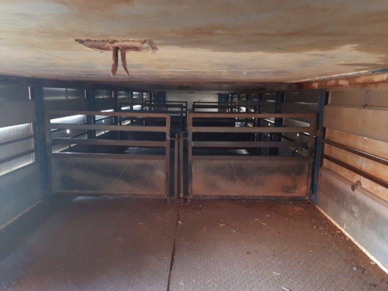 Viehanhänger типа Floor ‼️Viehtransporter‼️Viehauflieger‼️Auflieger‼️Viehanhänger‼️Hühnerstall‼️Hühnermobil‼️, Gebrauchtmaschine в Amerbach (Фотография 7)