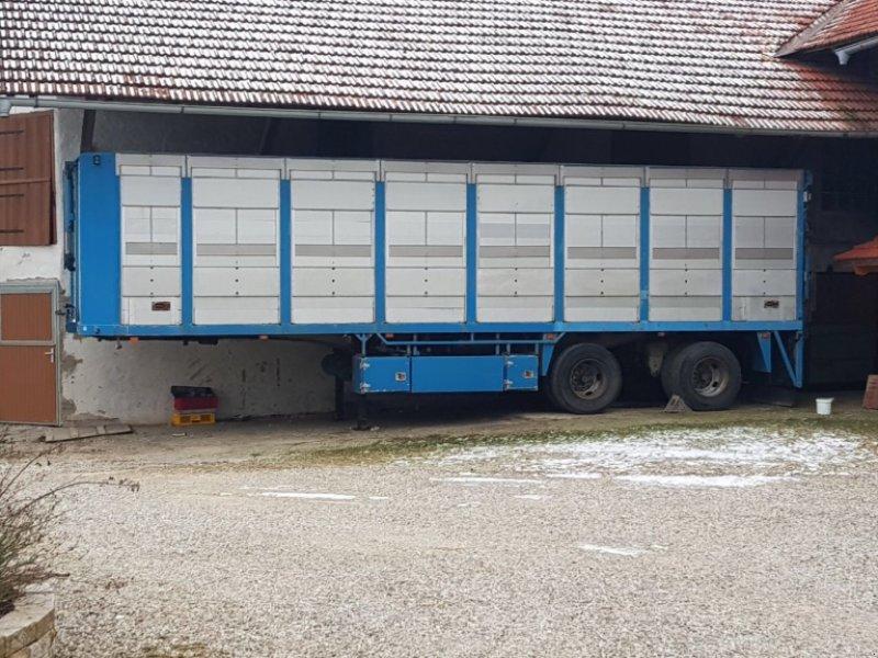 Viehanhänger типа Floor ‼️Viehtransporter‼️Viehauflieger‼️Auflieger‼️Viehanhänger‼️Hühnerstall‼️Hühnermobil‼️, Gebrauchtmaschine в Amerbach (Фотография 18)