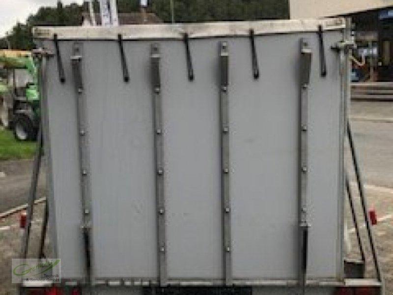 Viehanhänger des Typs HKM VA 165 E, Gebrauchtmaschine in Neustadt (Bild 3)