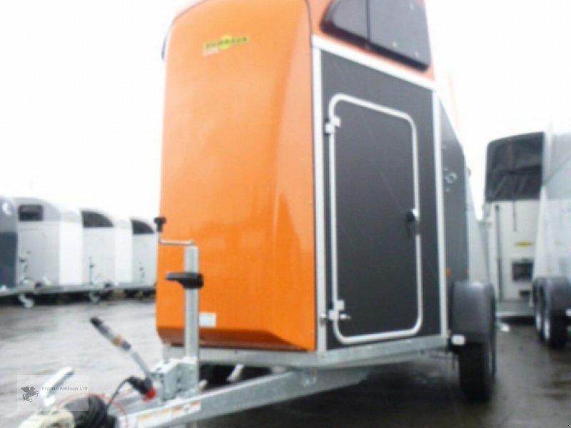 Viehanhänger des Typs Humbaur *BALIOS AERO* mit Sattelkammerpaket, NEU 2020, Neumaschine in Gevelsberg (Bild 3)