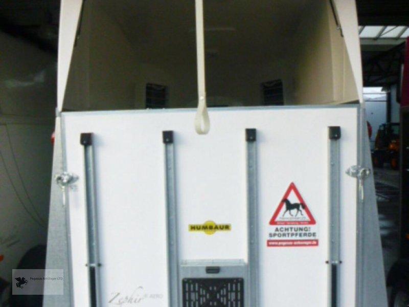 Viehanhänger типа Humbaur *ZEPHIR AERO*  Voll-Poly, ALU Boden,  BJ2020 NEU, Neumaschine в Gevelsberg (Фотография 7)