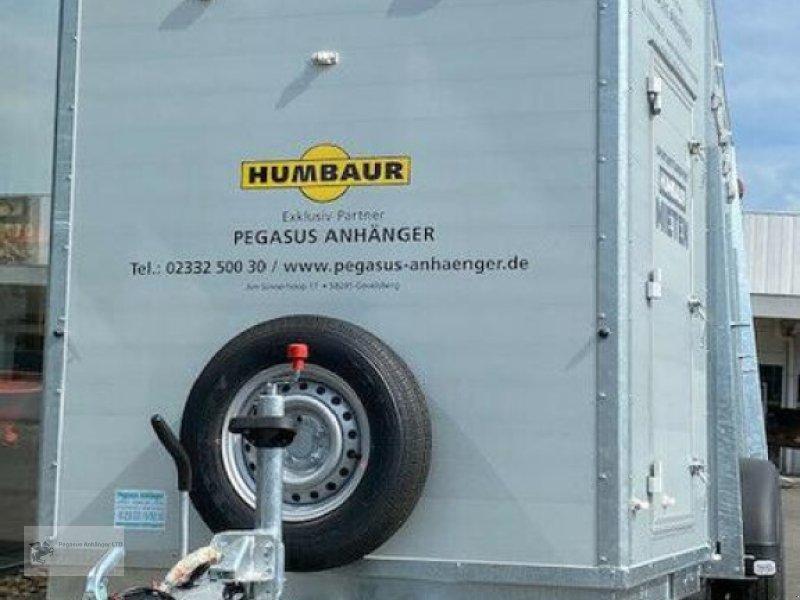 Viehanhänger des Typs Humbaur ALU-Viehanhänger * *NEUHEIT* * 3,5to,, Neumaschine in Gevelsberg (Bild 1)