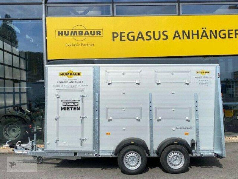 Viehanhänger des Typs Humbaur ALU-Viehanhänger * *NEUHEIT* * 3,5to,, Neumaschine in Gevelsberg (Bild 3)