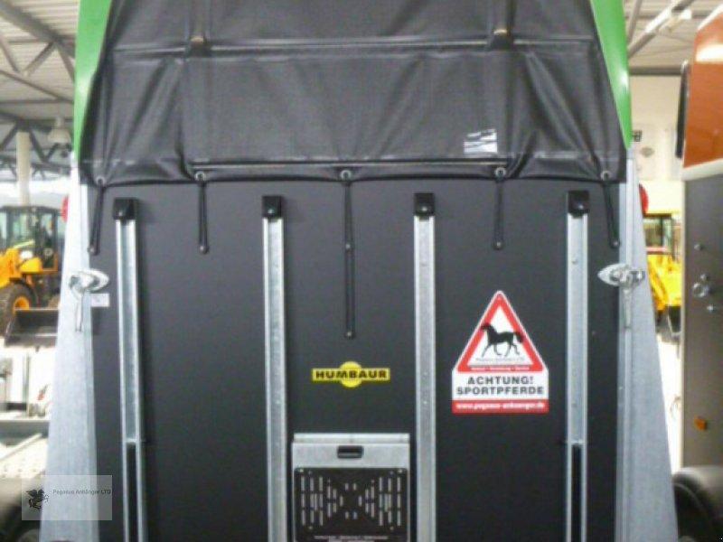 Viehanhänger des Typs Humbaur BALIOS AERO Aluboden/ Polydach NEU 2020, Neumaschine in Gevelsberg (Bild 6)