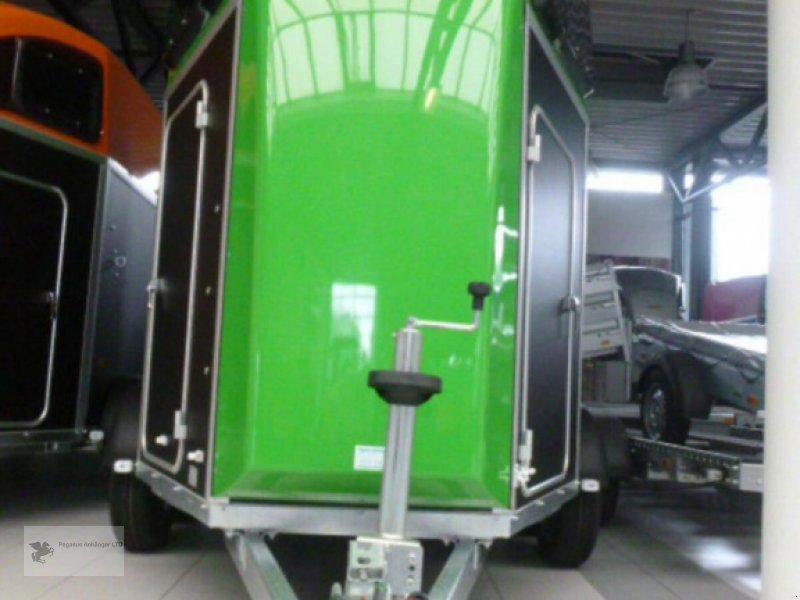 Viehanhänger des Typs Humbaur BALIOS AERO Aluboden/ Polydach NEU 2020, Neumaschine in Gevelsberg (Bild 2)