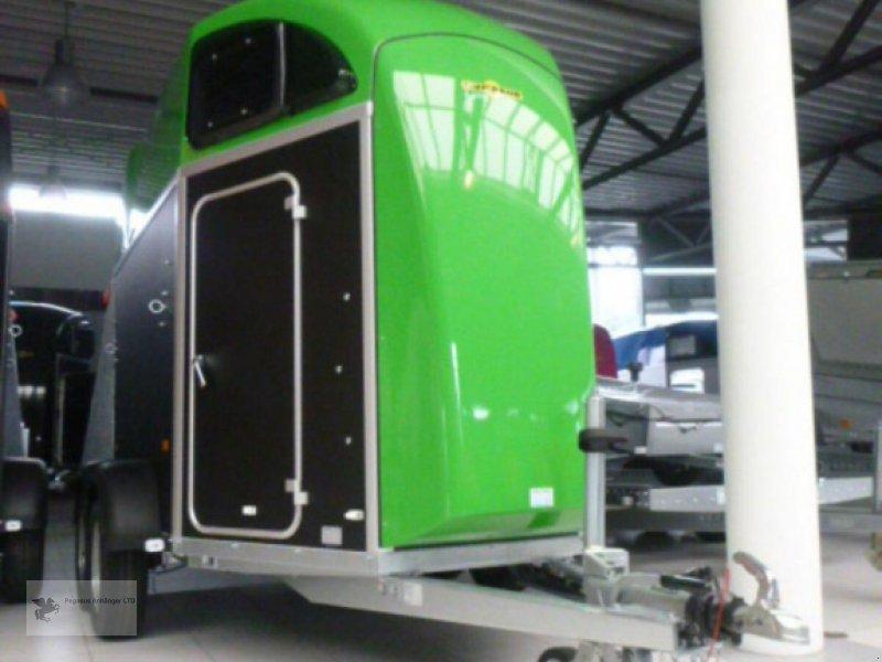 Viehanhänger des Typs Humbaur BALIOS AERO Aluboden/ Polydach NEU 2020, Neumaschine in Gevelsberg (Bild 1)