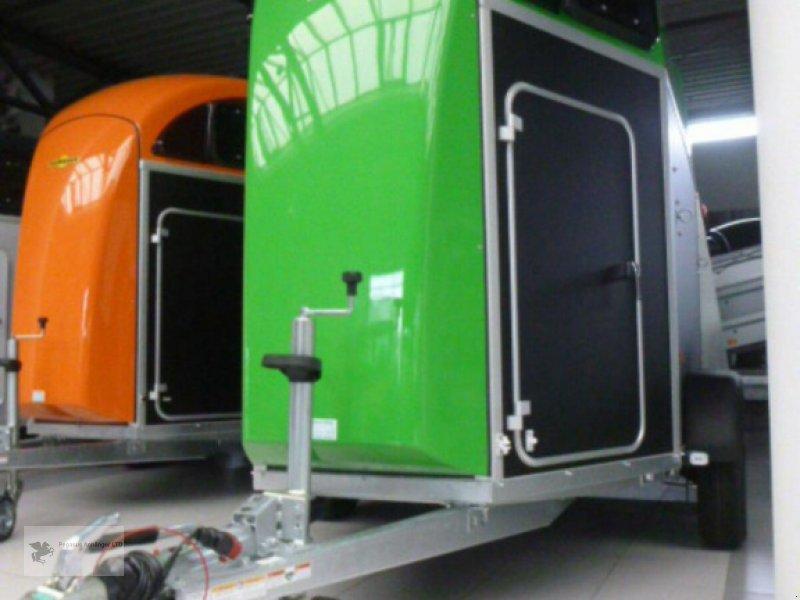 Viehanhänger des Typs Humbaur BALIOS AERO Aluboden/ Polydach NEU 2020, Neumaschine in Gevelsberg (Bild 3)