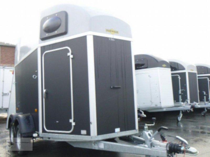 Viehanhänger des Typs Humbaur Balios Spirit 2-Pferdeanhänger NEU 2020 ALUBODEN, Neumaschine in Gevelsberg (Bild 3)