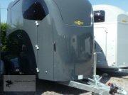 Viehanhänger des Typs Humbaur MAXIMUS 2700, Vollpoly grau, SK, Aluboden, 2,7to, Neumaschine in Gevelsberg